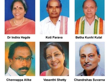 Tulu academy picks 6 greats for book and honorary awards