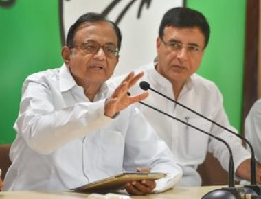 Tyres of Indian economy are punctured: Chidambaram