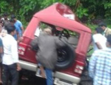 40-year-old loses life in car accident