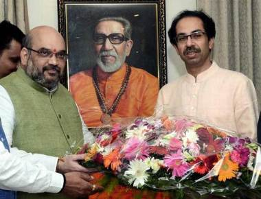 Left out of Union Cabinet, Sena says NDA 'almost dead'