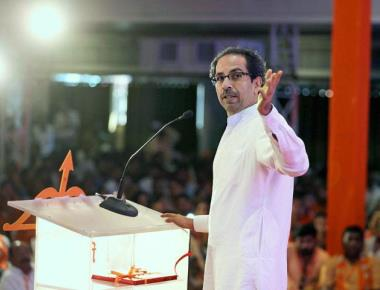 Ahead of local elections, Uddhav targets BJP again