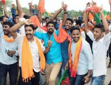Modi wave, Hindutva cook Congress goose in Udupi