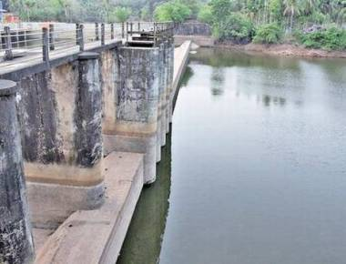 Proposal to remove silt from Baje dam not feasible: DC