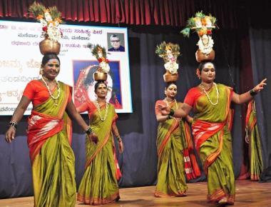 Jogati Nritya in Udupi