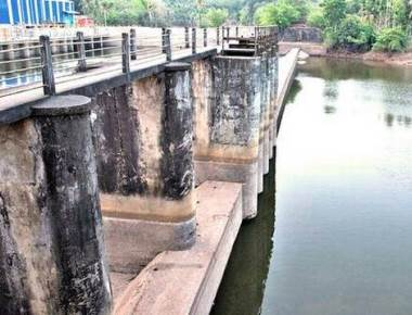 Reduced inflow in the Swarna forcesUdupi CMC to take conservation steps