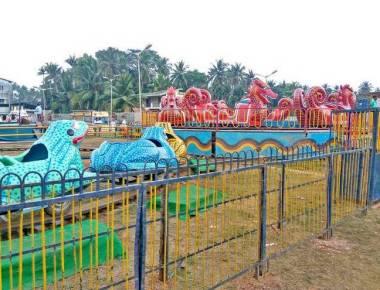 Udupi Utsav inaugurated at Royal Garden Grounds