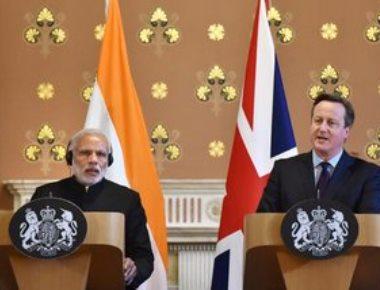 India, UK announce 9 billion pounds worth of deals