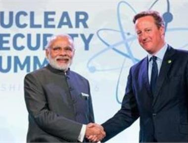 UK backs India's NSG bid;offers 'firm support'