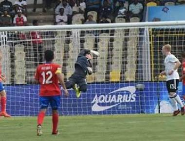 U-17 World Cup: Germans ride on Awuku's late strike