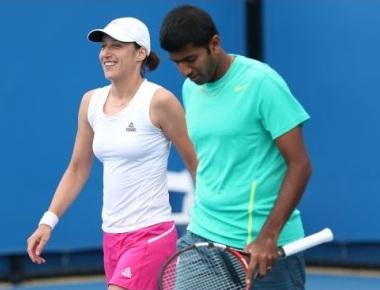 US Open: Bopanna-Srebotnik in mixed doubles quarters