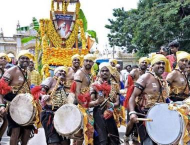 Processions mark Valmiki Jayanti