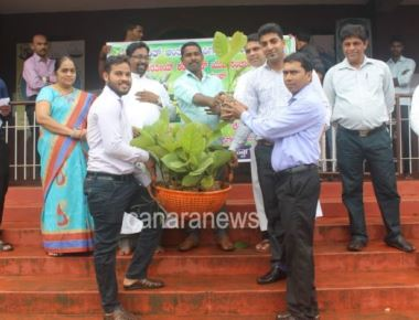 ICYM Naravi Unit organized Vanamahotsava - 2018