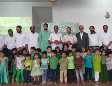 Vanamahotsava celebrated at Hikmah International Academy School