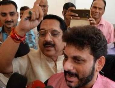 Vande Mataram row: After Sena, BJP targets Abu Azmi