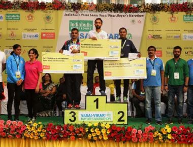 Indiabulls Home Loans Vasai Virar Mayor's Marathon: Rashpal Singh of ASI, Pune winner
