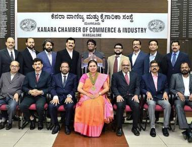 Vathika Pai becomes youngest and second lady president of KCCI