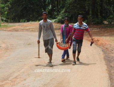 ICYM Venur Unit organizes Shramadaan Programme