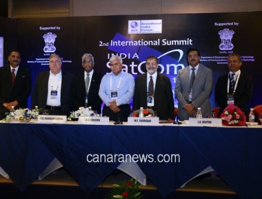 'India Satcom – 2016' Summit highlights importance of  Satellite Communication technologies in achieving national goals