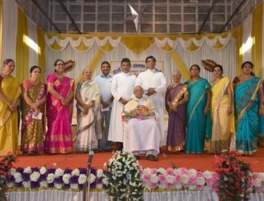 Golden jubilee celebration of Alumnae Association held at St Victor Girls' High School
