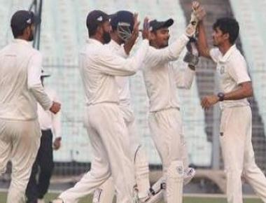 Vidarbha clinch maiden Ranji Trophy title