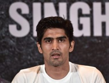Vijender looks to scale new heights, beat Zulpilkar