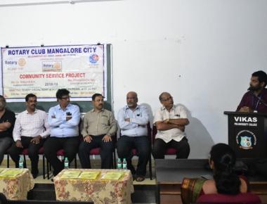 Workshop on trauma care held at Vikas PU College
