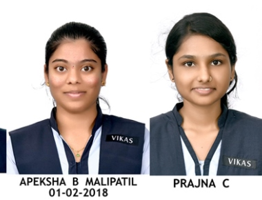 Vikas College secures exceptional results in PU exams