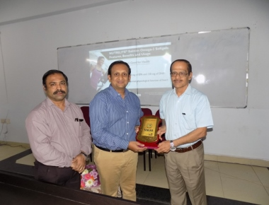 Vikas PU College organises health awareness programme