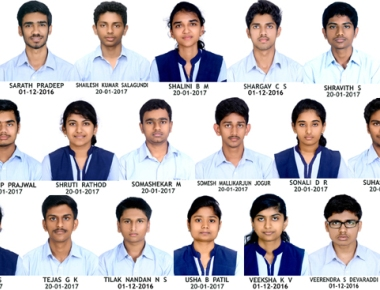 58 students of Vikas PU College qualify in JEE Mains exam