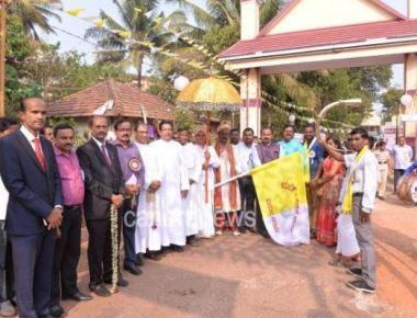 Moodbidri Deanery Catholic Sabha concludes silver jubilee celebrations with mega Catholic Convention