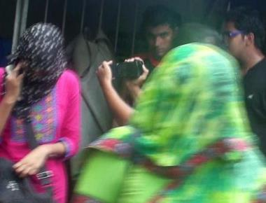 Four women who assaulted Virar student on train held