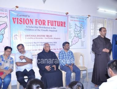 Scholarships to children of differently-abled