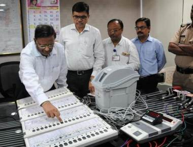 VVPAT to be tested in State during Nanded civic poll
