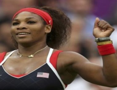 Serena Williams eases into second round in Madrid Open
