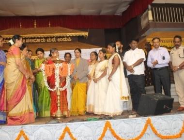 Udupi Distict administration celebrates Women's day