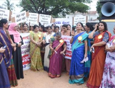 Women's associations demand ban on