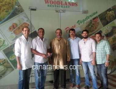 Mangaluru's Speciality Woodlands Restaurant Re-Launched in Sharjah