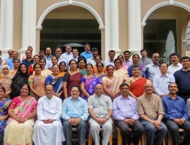 Workshop for principals of CBSE, ICSE schools held at AIMIT