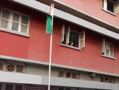 Republic Day Celebration at St. Xavier's High School, Borivali (E)