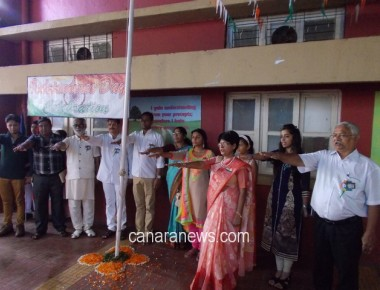 70th Independence Day Celebration at St Xaviers High School Borivli