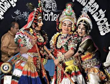 Yakshagana melas begin winding up season's shows