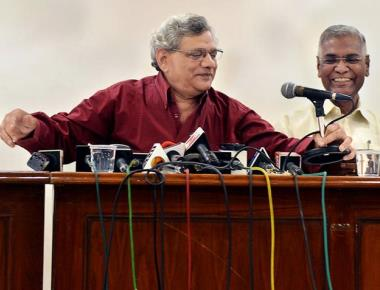 Unite above poll politics to fight BJP-RSS: Yechury