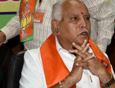 Govt playing with public sentiments over state flag: BSY