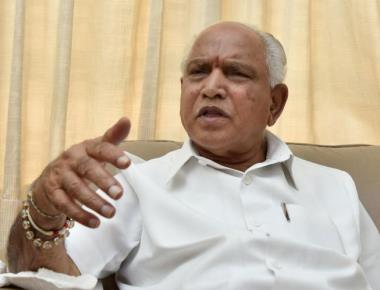 Yeddyurappa discharged from hospital