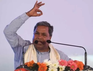 Let Gowda win from Varuna if he has guts says Siddaramaiah