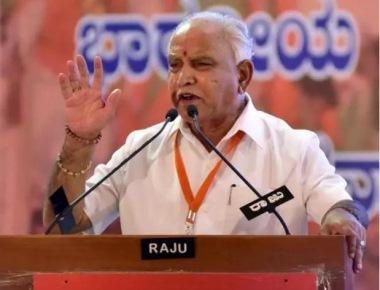 Siddaramaiah running govt like 'Tughlaq darbar' ahead of polls: Yeddyurappa