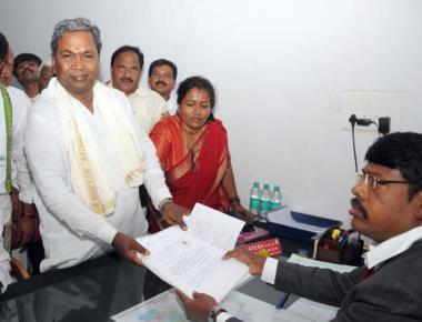 Yeddyurappa may take on Siddaramaiah at Badami