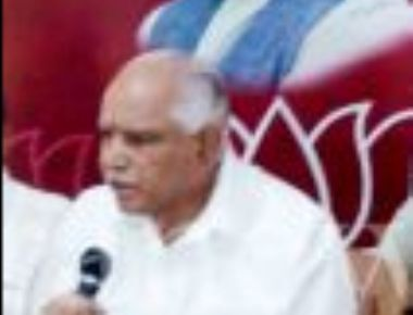 Main task will be to uproot corrupt Cong from KTK: Yeddyurappa