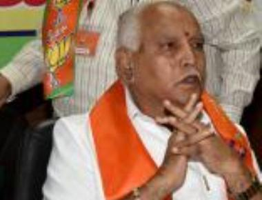 Another round of revolt in BJP against Yeddyurappa