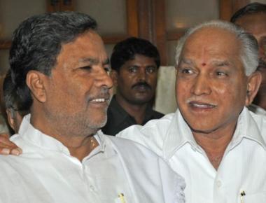 Siddaramaiah should not make George home minister, says Yeddyurappa